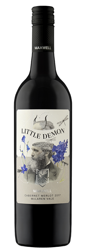 2017 Little Demon Cabernet Merlot